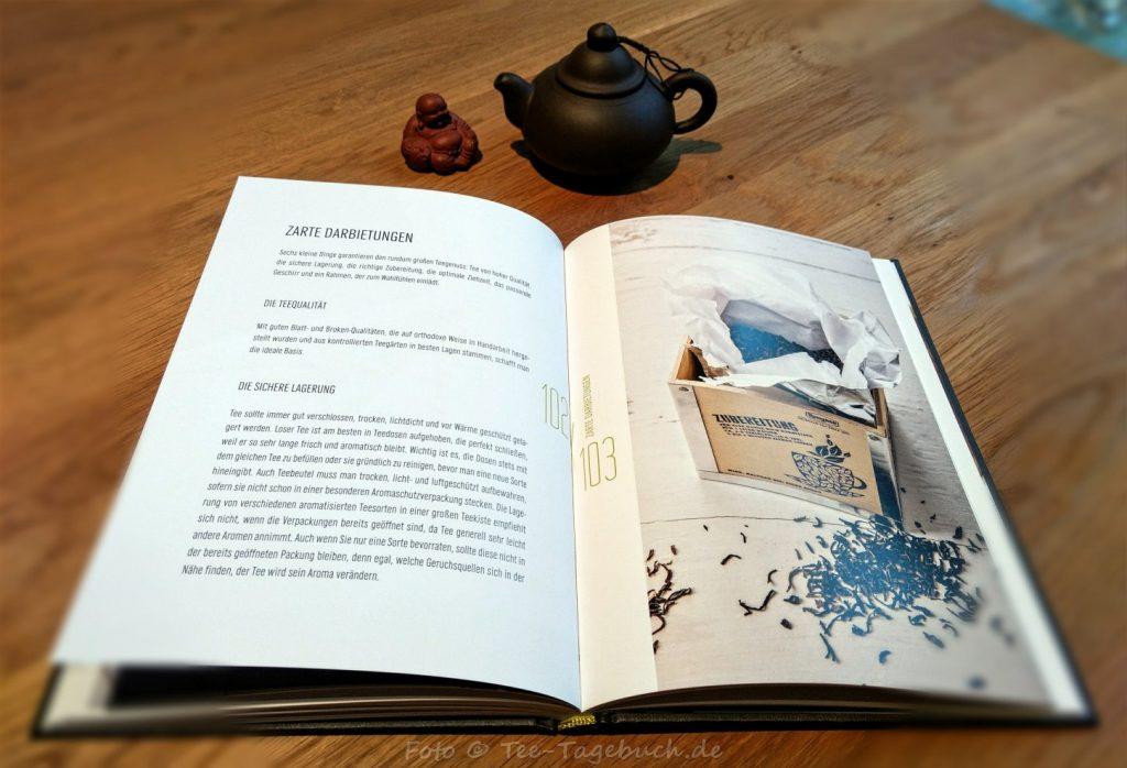 Sigrid Krekel: Tee