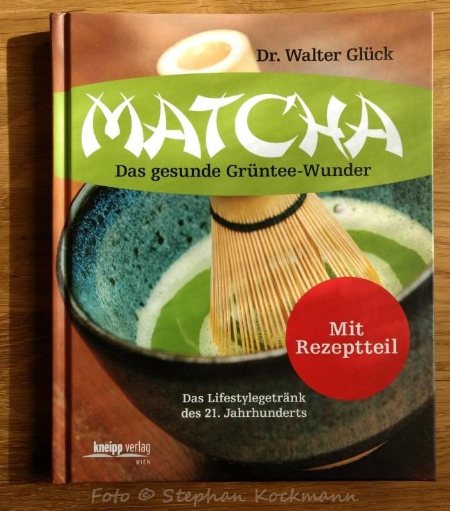 Dr. Walter Glück: Matcha – das gesunde Grüntee-Wunder