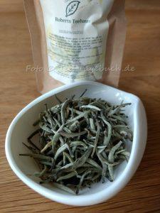 Roberts Teehaus Silbernadeltee Bai Hao Yinzhen