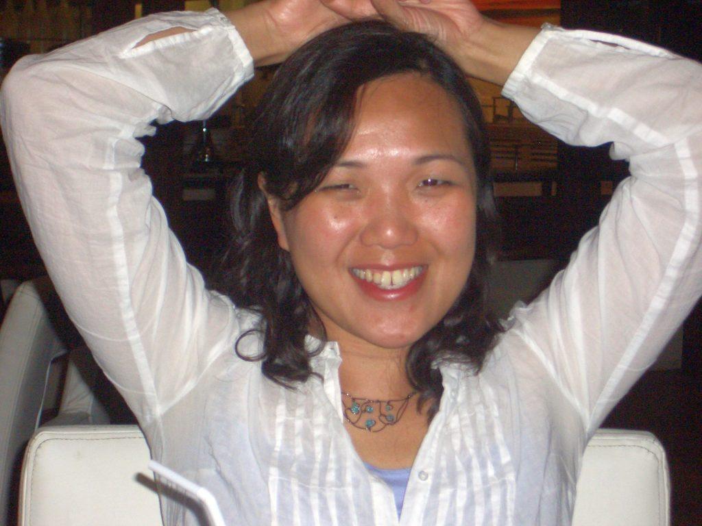 Kwok Ying von Beuningen (Foto © privat)