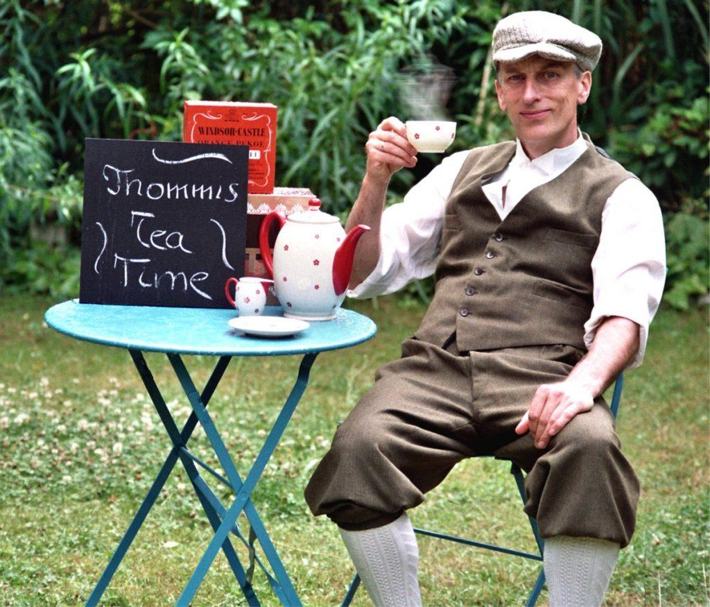 Thommis Teatime - Foto: © Thommi Baake