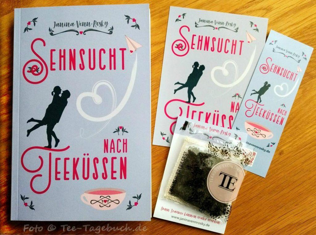 Janina Venn-Rosky, Sehnsucht nach Teeküssen (Tea Time, Band 3)