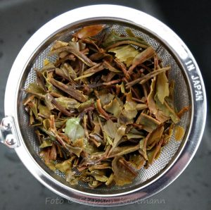 TeeGschwendner Havukal Winter Frost Tea