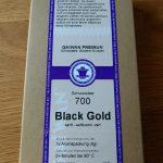 GAIWAN Tee Black Gold
