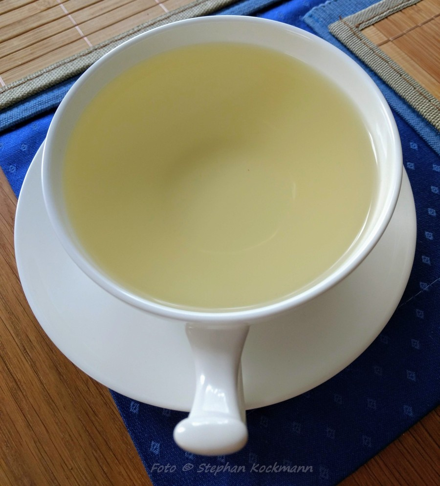 Teekampagne Assam Grüntee