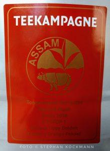 Teekampagne Assam SF Tonganagaon