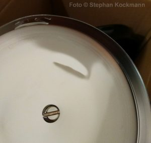 Riess Flötenkessel rot