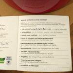 Riess Flötenkessel rot - Broschüre