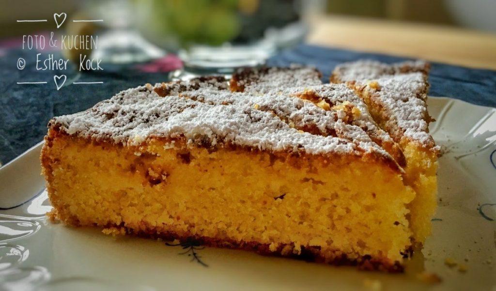 """Ein köstliches Kuchenrezept aus dem Buch """"Tea Time mit Jane Austen"""" nachgebacken. (Foto & Kuchen © Esther Kock)"""