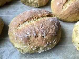 Christin Geweke, I Love Brot