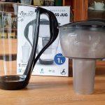 PearlCo Wasserfilter - die Einzelteile