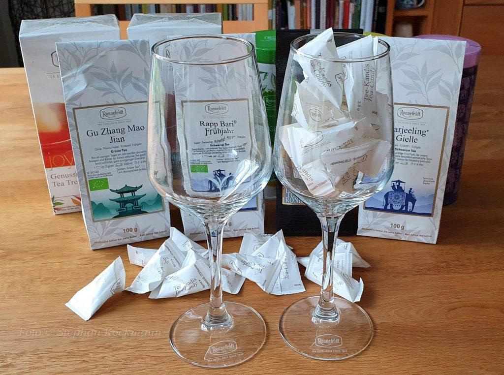 Ronnefeldt Tee Gourmet-Gläser