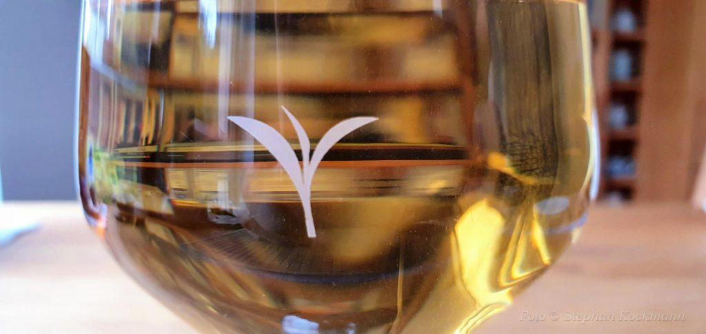 Gourmet Glas mit Ronnefeldt Tee